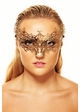 Chiara Masquerade Mask with Crystals inset 4