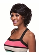 Chic Short Hair Wig Janet inset 1