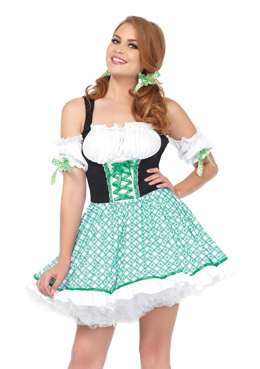 Clover O Cutie St Patrick S Day Costume