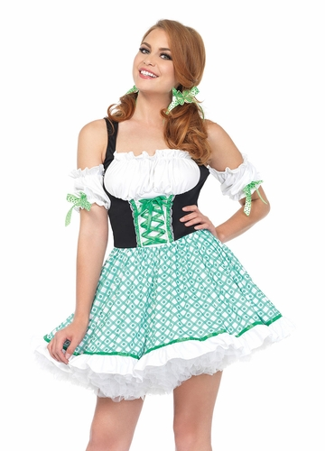 Clover O'Cutie St. Patrick's Day Costume
