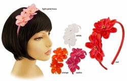 Colorful Headbands and Flower Headbands