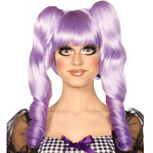 Creepy Doll Wig