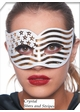 Crystal Stars and Stripes Mask inset 1