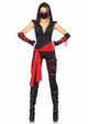 Deadly Ninja Costume inset 2