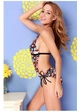Deco Print Cutout Swimsuit inset 1
