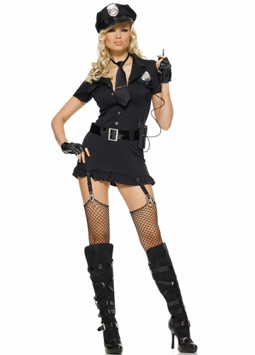Dirty Cop Police Costume