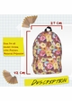 Donuts Photo Print Backpack inset 1