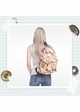Donuts Photo Print Backpack inset 3