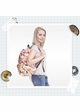 Donuts Photo Print Backpack inset 4