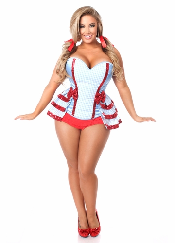 Dorothy Corset Costume up to Size 6X