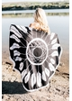 Dreamcatcher Beach Blanket Coverup inset 3