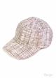 Dressed Up Tweed Baseball Cap from CC Brand inset 1