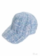 Dressed Up Tweed Baseball Cap from CC Brand inset 2