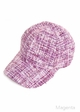 Dressed Up Tweed Baseball Cap from CC Brand inset 3