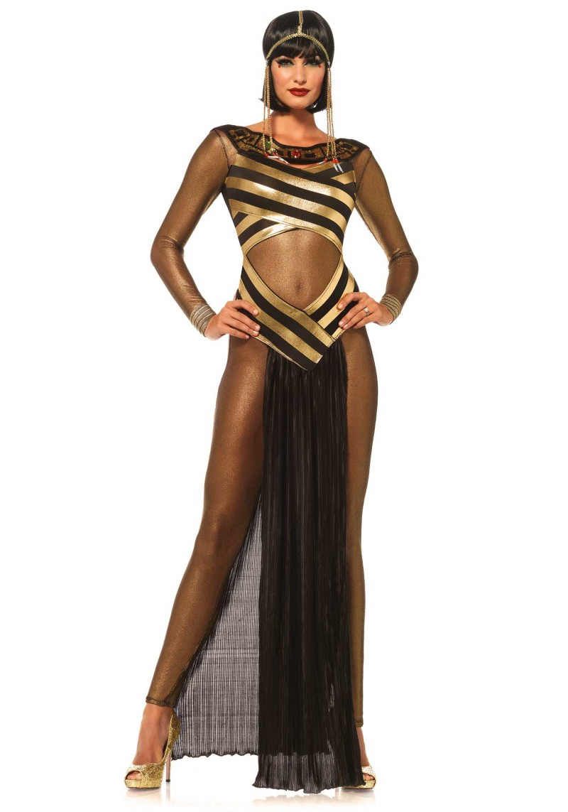 Goddess Halloween Costume