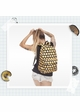 Emoticon Print Backpack by Zohra inset 2
