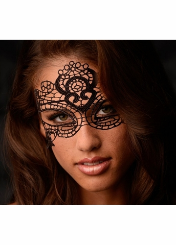 Enchanted Lace Mask