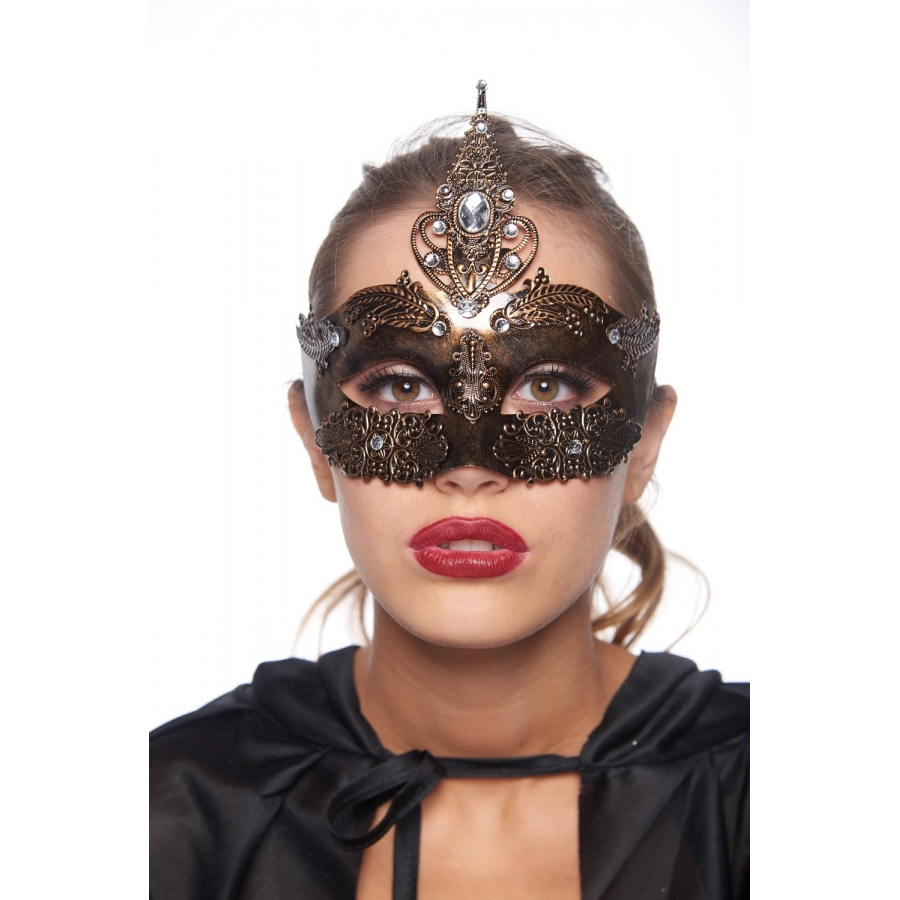 Exotic Masquerade Mask