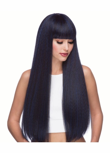 Extra Long Heat and Styling Safe Wig Mirage