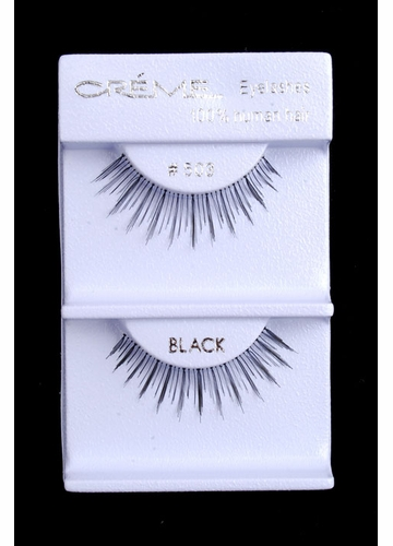 Fancy Polished Tip Natural Lashes