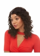 Finger Curl Lace Front Human Hair Wig Felicia inset 1