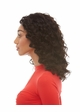 Finger Curl Lace Front Human Hair Wig Felicia inset 2