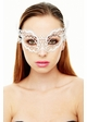 Fire and Ice Jewelled Masquerade Mask inset 1