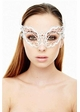 Fire and Ice Jewelled Masquerade Mask inset 4