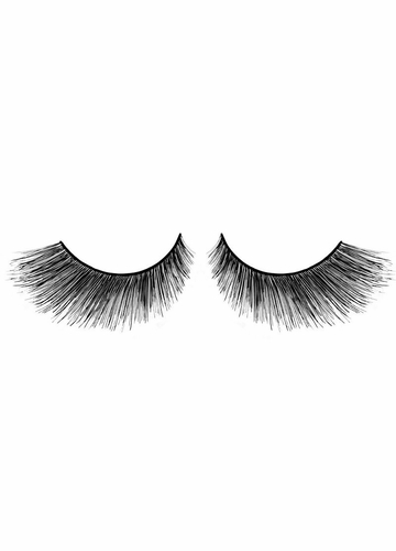 Flirty Feathered False Lashes
