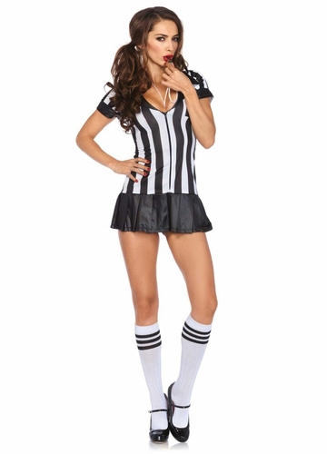 Game Official Referee Halloween Costume
