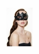 Glitter Scroll Masquerade Mask inset 1