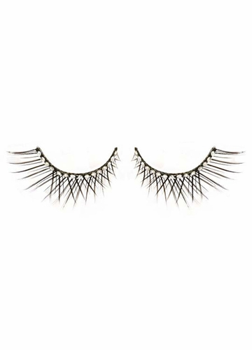 Gorgeous Fake Eyelashes with Rhinestone