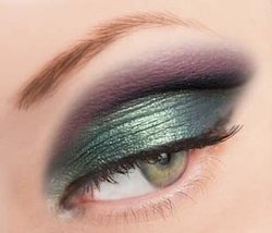 Green Glitter Powder for Eyeliner and Eye Makeup
