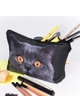 Grey Cat Make-Up Case inset 3
