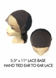 Hand Tied Lace Human Hair Wig Shea inset 3