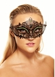Heart of the Masquerade Gem Crystal Mask inset 1