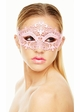 Heart of the Masquerade Vibrantly Colored Mask inset 1