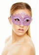 Heart of the Masquerade Vibrantly Colored Mask inset 2