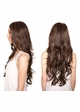 Heat Safe Lace Front Wig Kim with Very Long Tousled Curls inset 1
