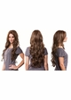 Heat Safe Lace Front Wig Kim with Very Long Tousled Curls inset 2