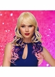 Heat and Styling Friendly Long Glamor Curls Wig Vegas inset 2