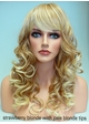 Heat and Styling Friendly Long Glamor Curls Wig Vegas inset 4
