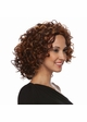 Heat Friendly Glamour Curl 3/4 Wig inset 1
