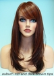 Heat & Styling Friendly Long Hair Wig Smooth Layers & Full Bangs inset 3