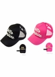 Hello Sunshine Color Changing CC Ponytail Trucker Hat inset 1