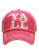 Hey Y'All Vintage Baseball Hat inset 1