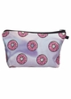 Holo Donut Cosmetic Bag inset 1