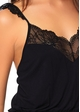 Jersey and Lace Romper inset 3