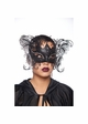 Jeweled Butterfly Masquerade Mask inset 1