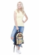 Jukebox Print Backpack by Zohra inset 3